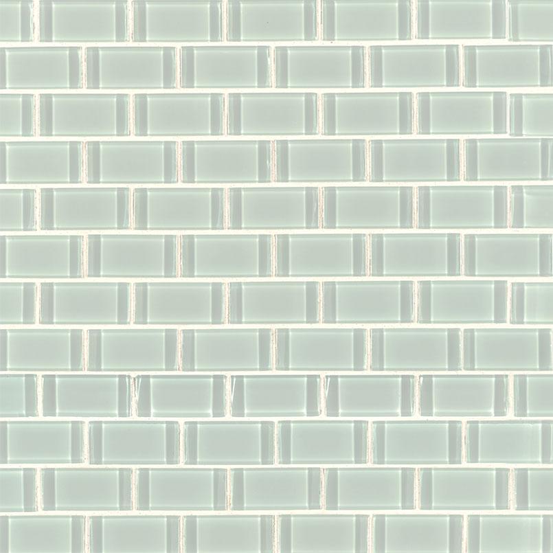 solidshape com backsplash wall tile decorative mosaics arctic ice 1x2 glass white green mesh mosaic discontinued