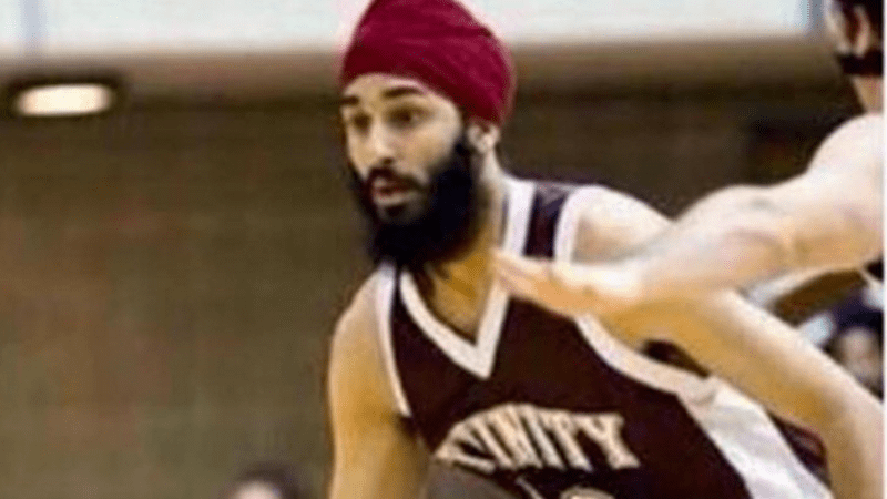 A Sikh Basketball Player Got Turned Into A Stupid Meme