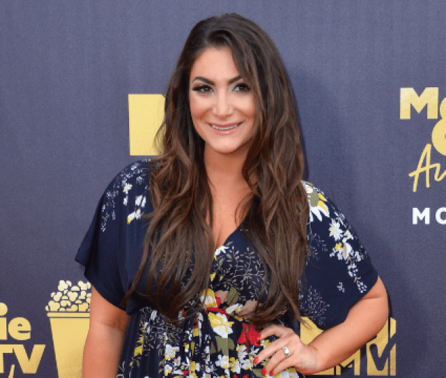 Jersey Shore Star Deena Cortese Is Already Getting Mom Shamed For Her 3