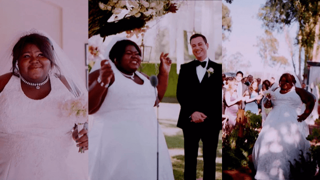 Gabourey Sidibe Pranked Jimmy Kimmel At His Own Wedding—at