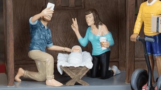 Hipster Nativity Scene Turns Bethlehem Into Brooklyn For