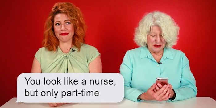 Shocked parents read their daughters Tinder messages aloud in cringeinducing video