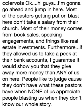 Instagram account brilliantly trolls pastors who live Kardashian lifestyles on God's dime.