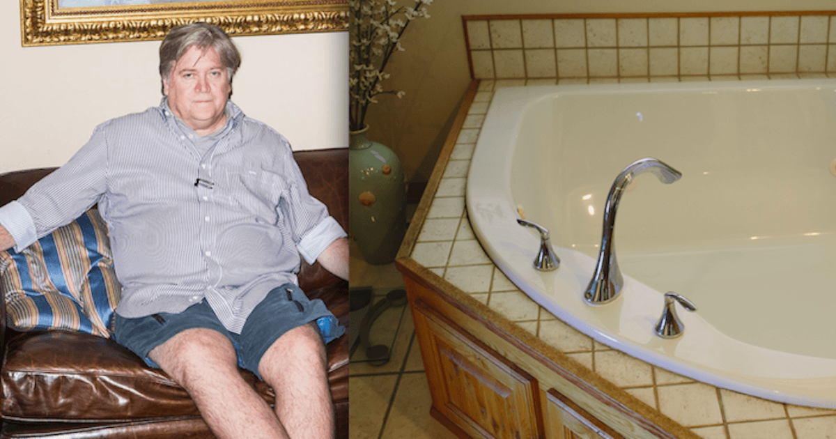 Steve Bannon Allegedly Destroyed His Rental Homes Jacuzzi