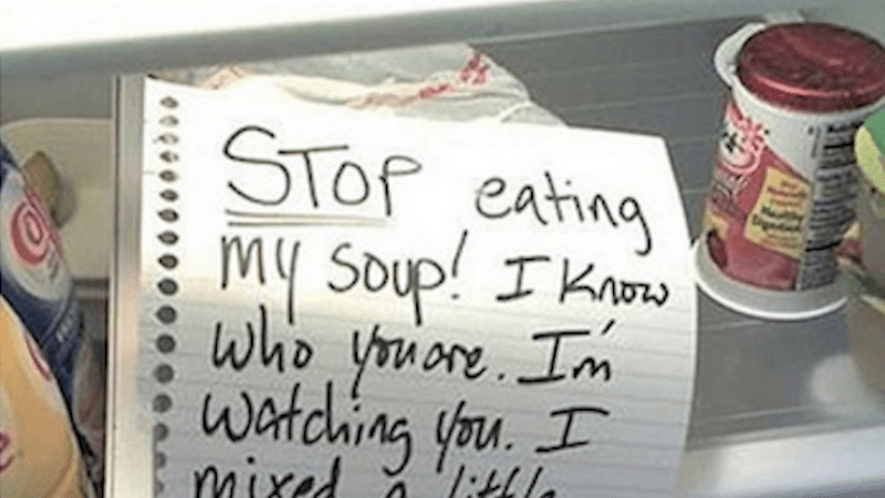 14 Times People Overcame Boredom At Work By Writing Highly