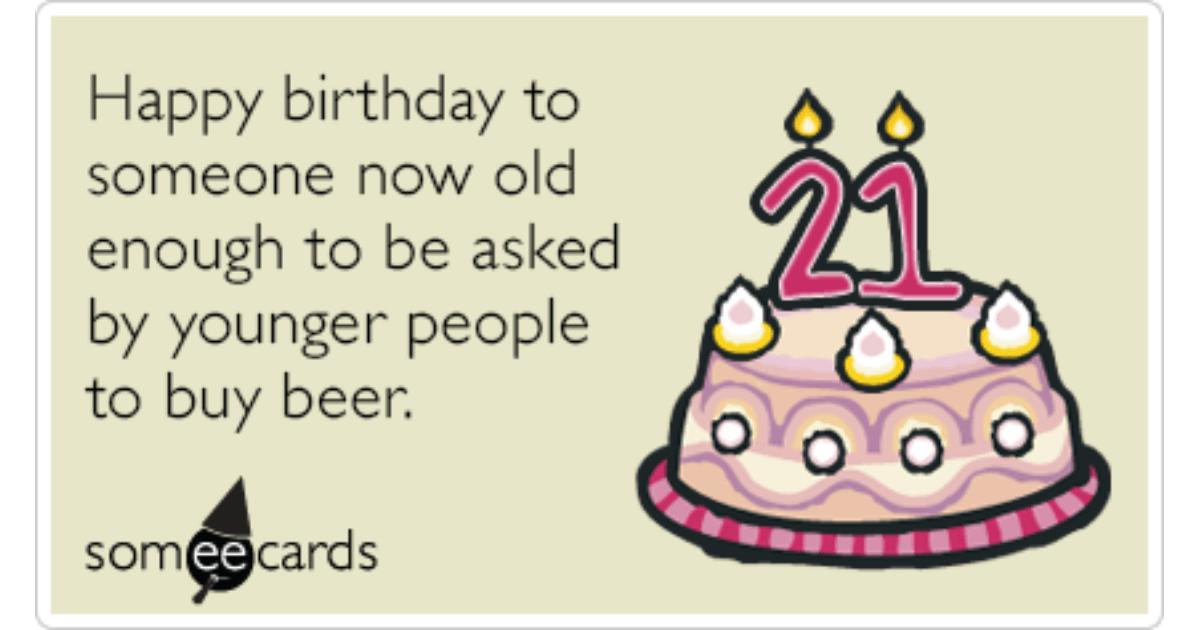 99 happy 21st birthday