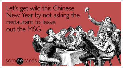 Just Wanted To Wish You A Happy Chinese New Year Using The