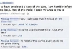 Funniest Facebook Hacks Ever