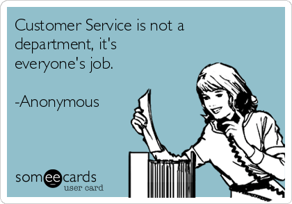 Image result for someecards customer service