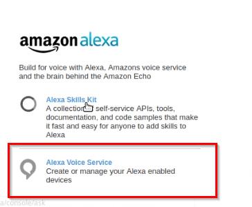 Amazon Alexa Assistant on Raspberry Pi 3B Plus