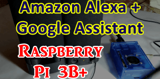 Simultaneously Run Alexa And Google Assistant On Raspberry Pi