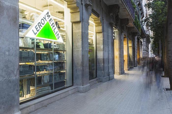 Sonitrón » Leroy Merlin abre una tienda en el centro de Barcelona ... 45fab5d491c