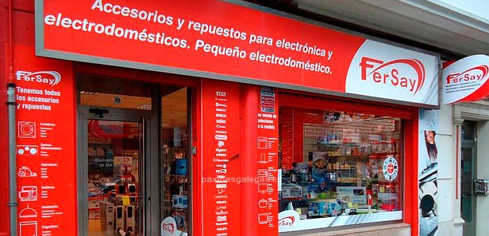 accesorios y repuestos para electrodomésticos, buscador de repuestos para electrodomésticos, componentes para electrodomésticos, Fersay, PAE