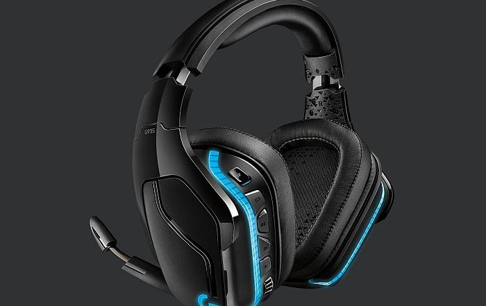 auriculares gaming, auriculares para gamers, consolas, dispositivos móviles, DTS Headphones: X® 2.0, entorno 3D, G HUB, G332, G432 7.1, G635 7.1 Lightsync, G935 7.1 Lightsync, Logitech Gaming, malla híbrida, orejeras giratorias de cuero sintétic, pc, perfil de sonido circular, teclas-G, tecnología lightsync