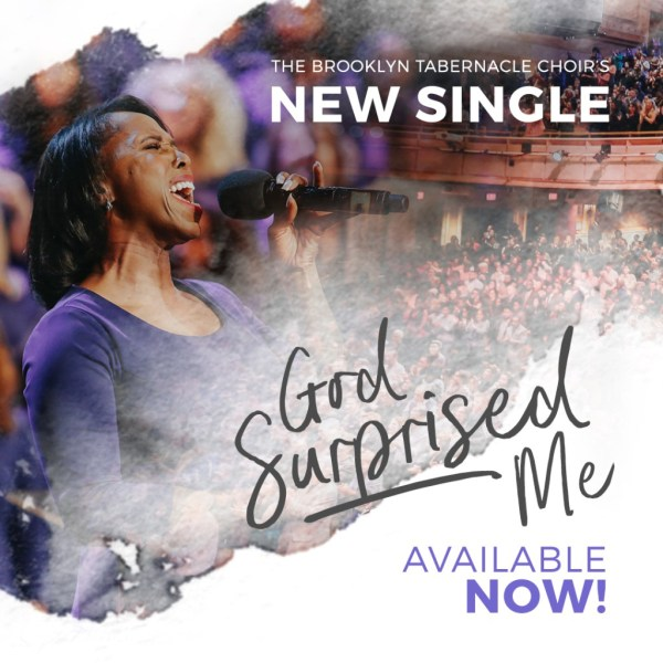 The Brooklyn Tabernacle Choir - God Surprised Me Mp3 Download