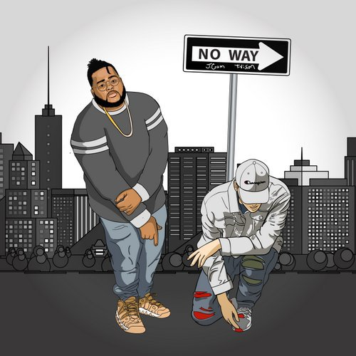 J. Crum Ft. T-Vision - No Way Mp3 Download