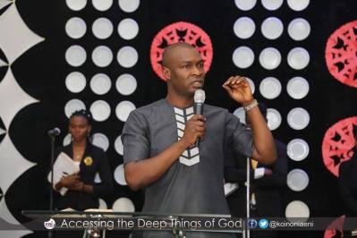 Apostle Joshua Selman Nimmak - Accessing The Deep Things Of God Mp3 Download