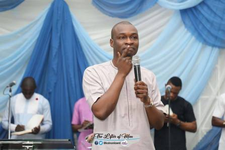 SERMON: Apostle Joshua Selman Nimmak - The Lifter Of Men