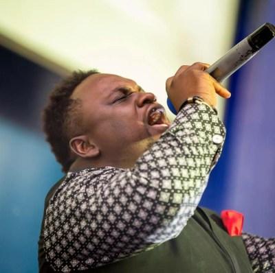 Gospel Music Artiste Solomon Lange survives a ghastly motor accident