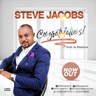 Steve Jacobs Congratulations Mp3 Download