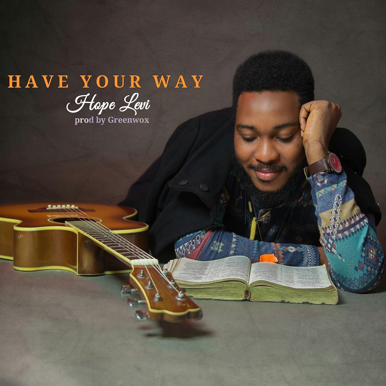 Hope Levi - Have Your Way Lyrics / Mp3 Download