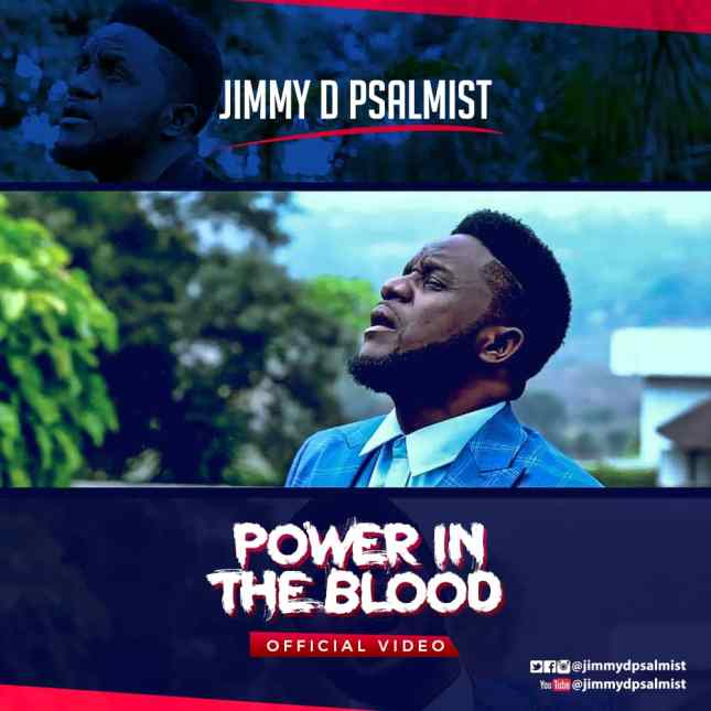 Jimmy D Psalmist - Power In The Blood Mp3 Download
