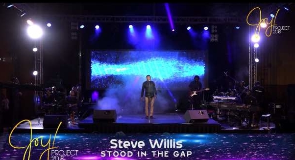 Steve Williz Stood In The Gap