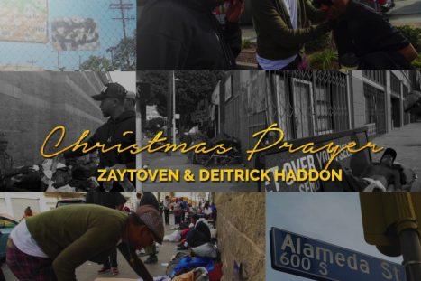 Deitrick Haddon & Zaytoven - Christmas PrayerFree Mp3 Download