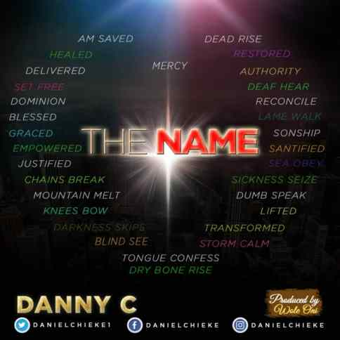 DannyC - The Name Free Mp3 Download