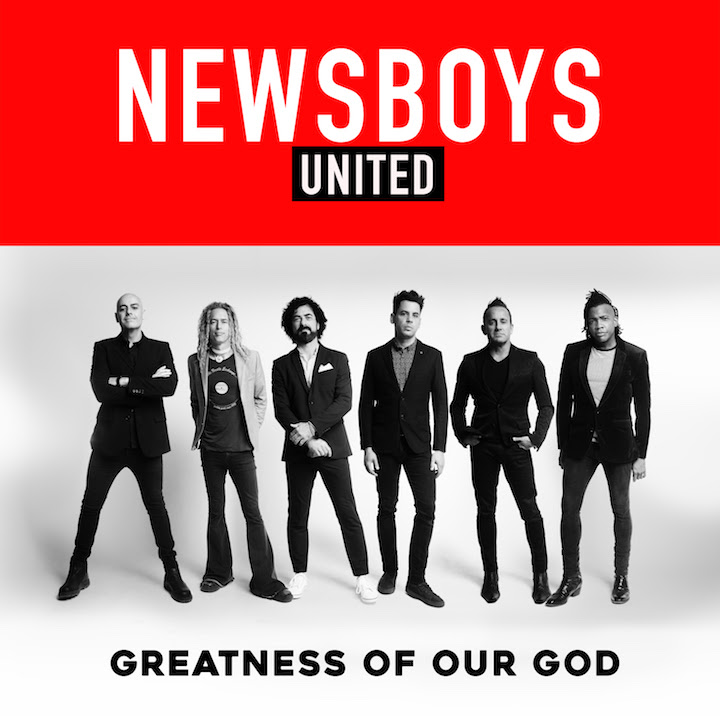 Newsboys United - Greatness Of Our God (Free Mp3 Download)