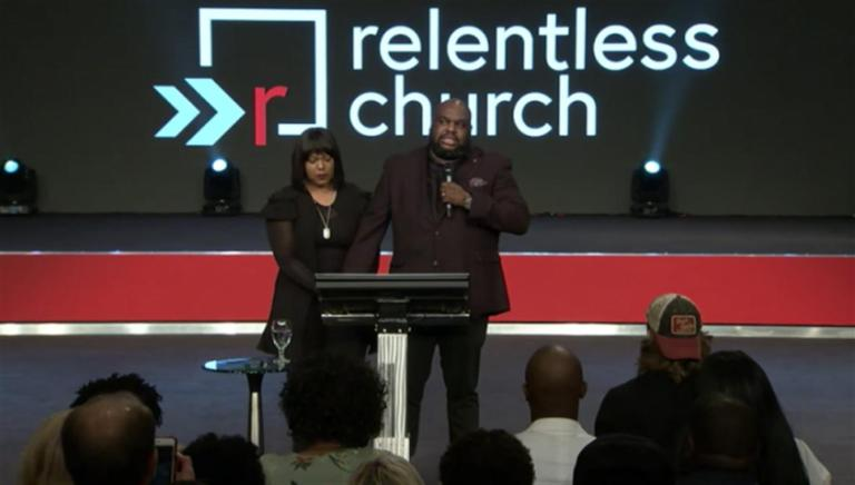Pastor John Gray Responds To Rumours Of Child Outside Marriage During Sunday Sermon