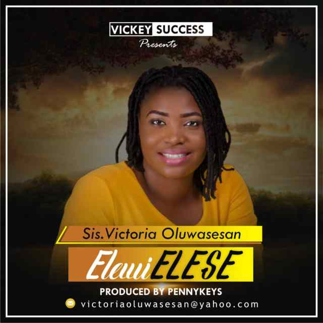 Victoria Oluwasesan – Elewi Lese Free Mp3 Download