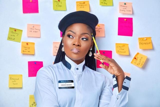 Chioma Okereke – Write It Down (Free Mp3 Download)