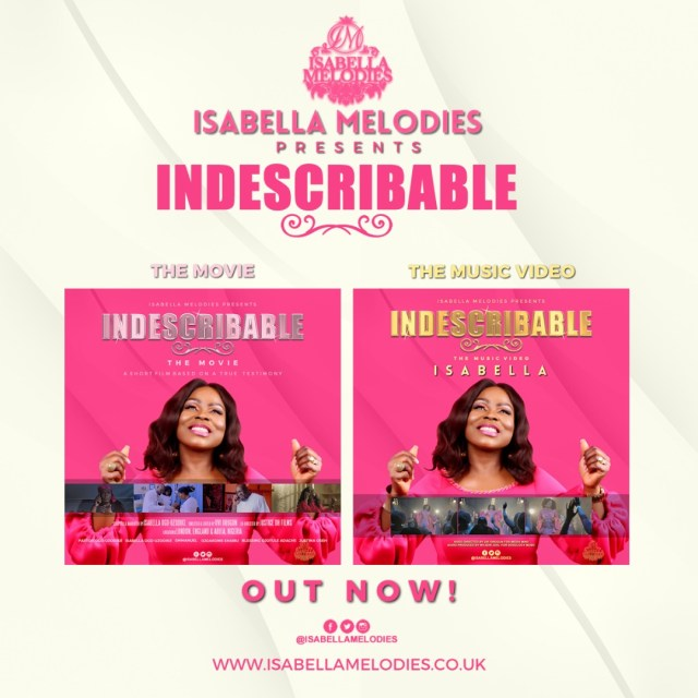 Isabella Melodies - Indescribable Mp4 Download