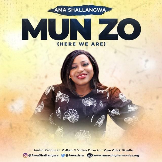 Ama Shallangwa - Mun Zo (Here We Are) | Free Mp3 Download