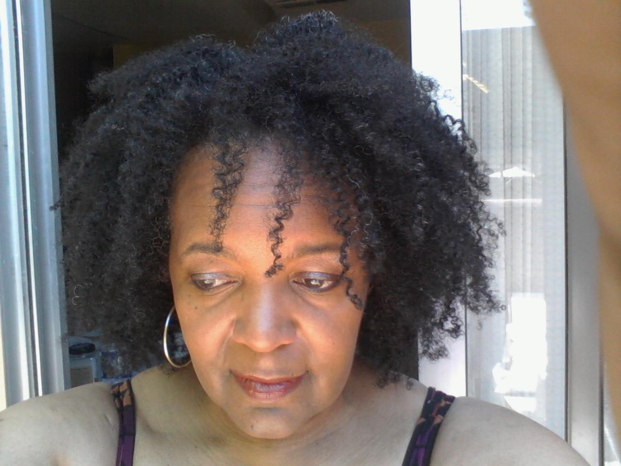 Black Natural Hair Braids Twists Twist Out Conditioning Treatment