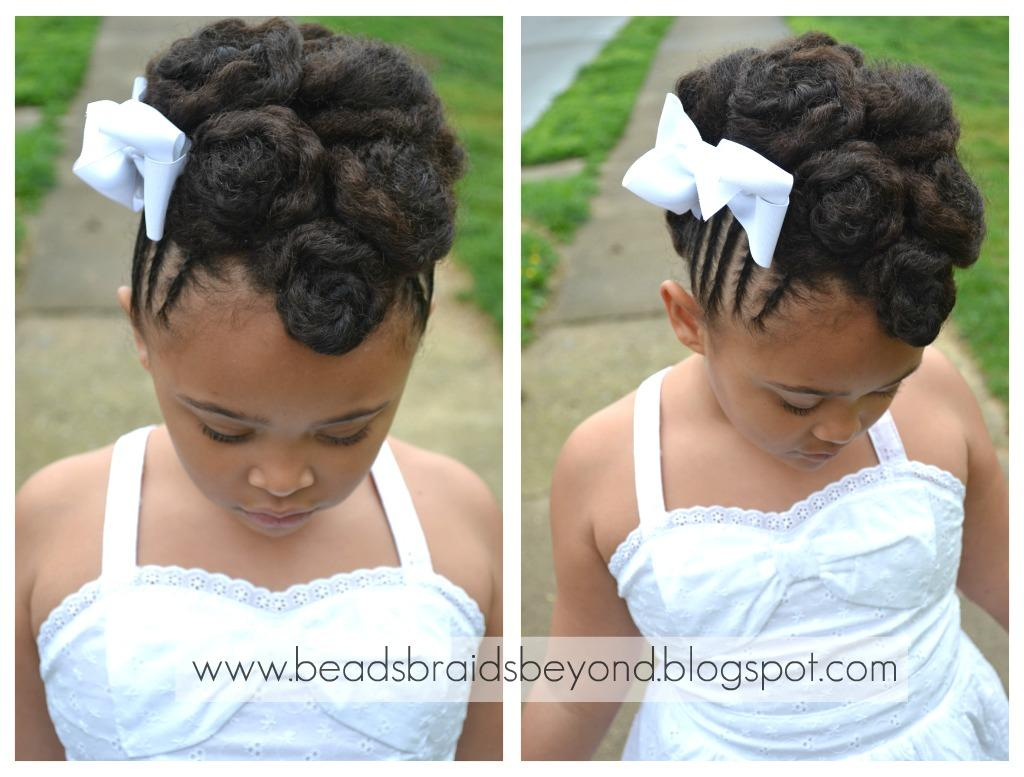 Easter Hairstyles For Little Girls Natural Hair Sophie