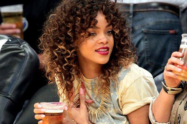Ombre Hair Coloring Ideas For Natural Curly Sophie Hairstyles