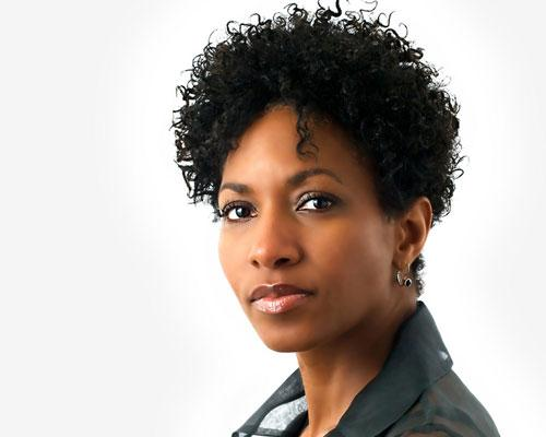 Short Natural Hairstyles For African American Females Sophie