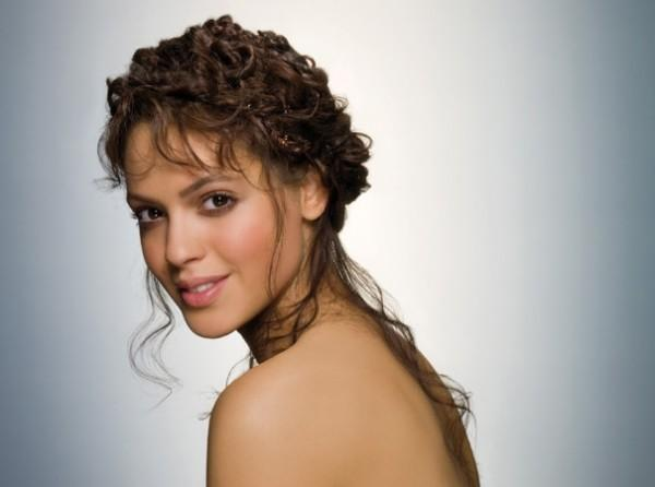 Wedding Hairstyles For Naturally Curly Hair Sophie Hairstyles 6063