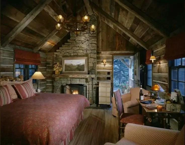 Small Cabin Ideas Interior