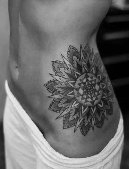 35 Spiritual Mandala Tattoo Designs Sortra
