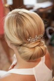 elegant updo hairstyles