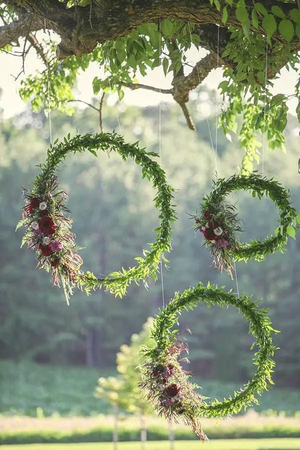 Totally Brilliant Garden Wedding Decoration Ideas