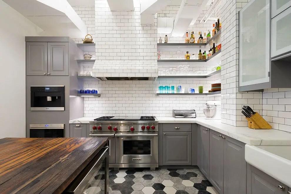 20 elegant subway tile kitchen designs
