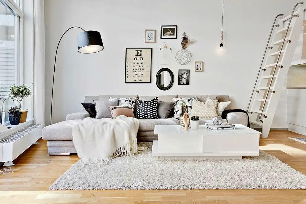 scandinavian living room design flooring for 23 beautiful designs