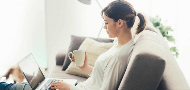 نصائح للعمل من المنزل بكفاءة