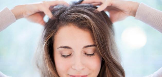 علاج الكيس الدهني في الرأس سطور