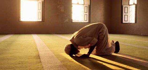 موضوع تعبير عن الصلاة سطور