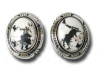 White Buffalo Earrings - Earrings - Jewelry - Southwest ...